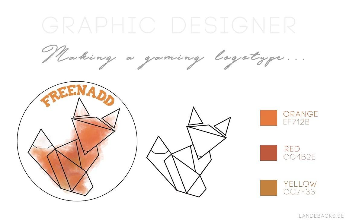Gaming logotype
