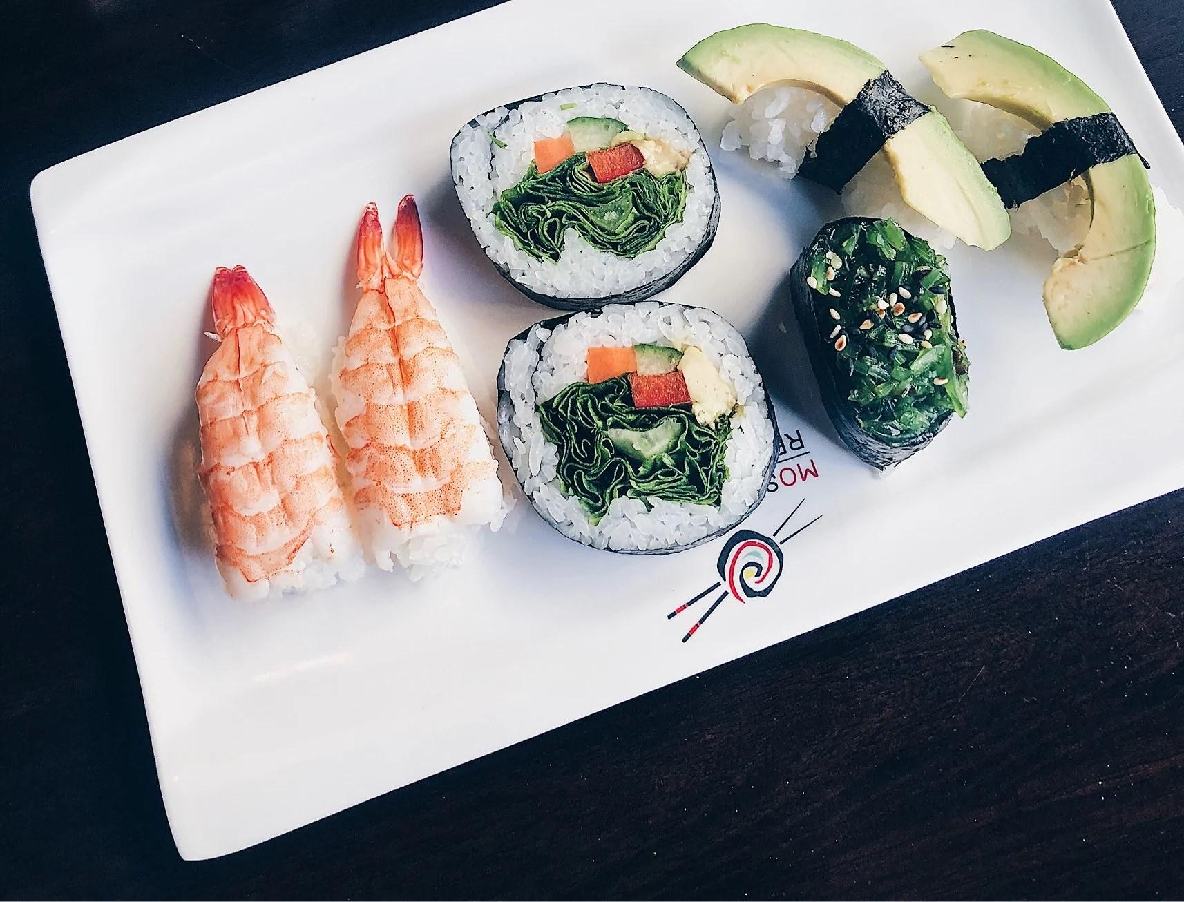 Sushi @Moshi Moshi & Life Update