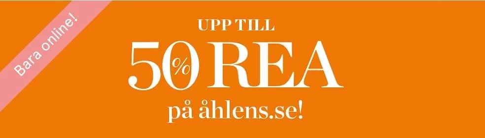 Rean startar online hos Åhléns