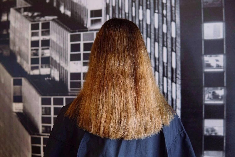 Haircolor makeover // Cool brunette