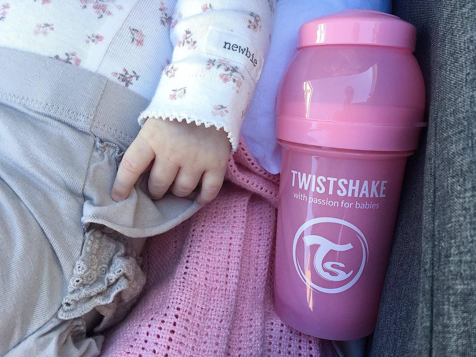 Samarbete med Twistshake