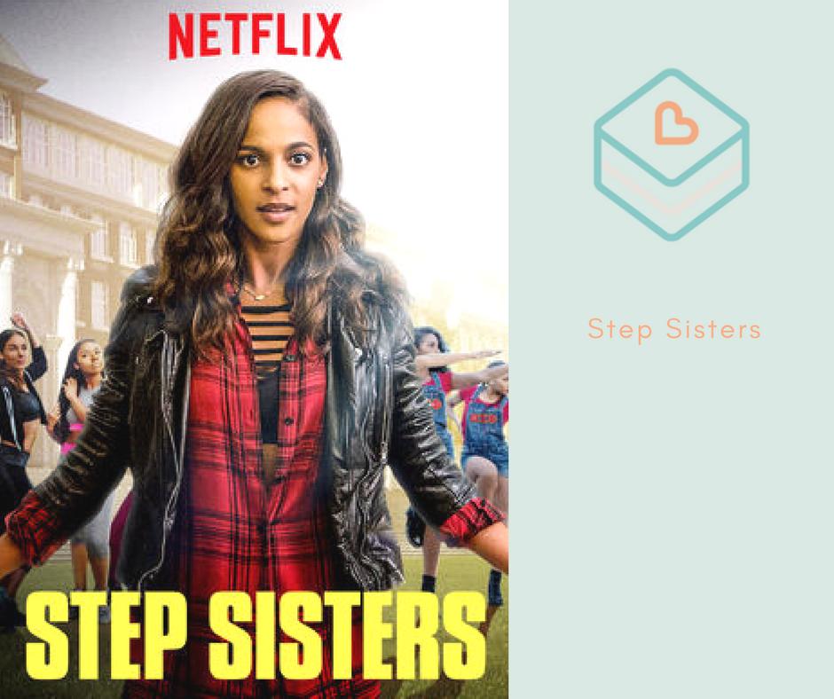 Serier jag vill se p Netflix  - Step Sisters