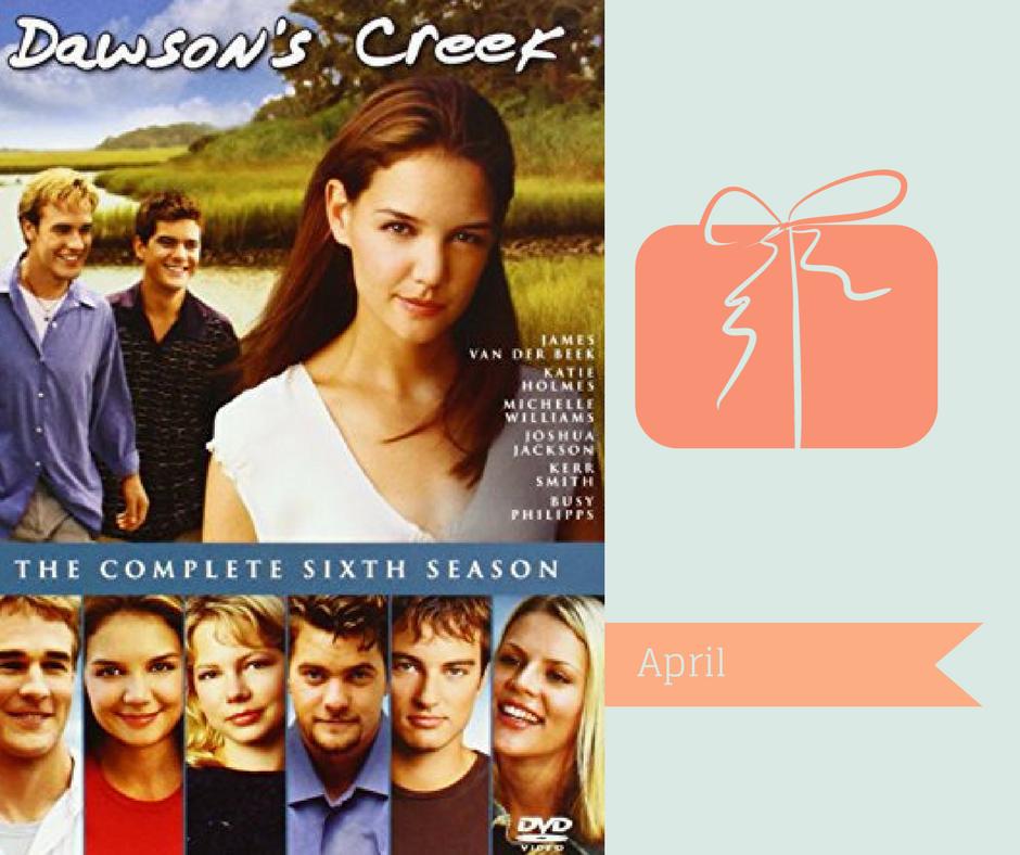 Serier som borde få en uppföljning  - Dawson's Creek