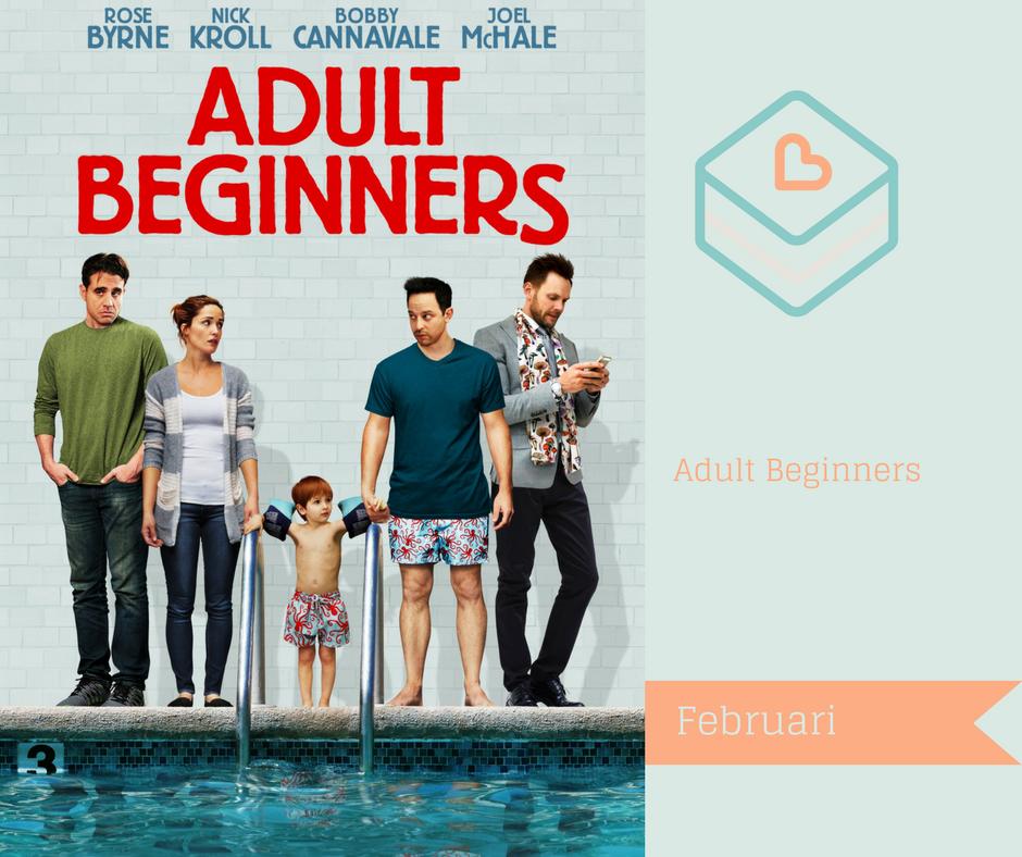Filmer jag vill se på Viaplay - Adult Beginners