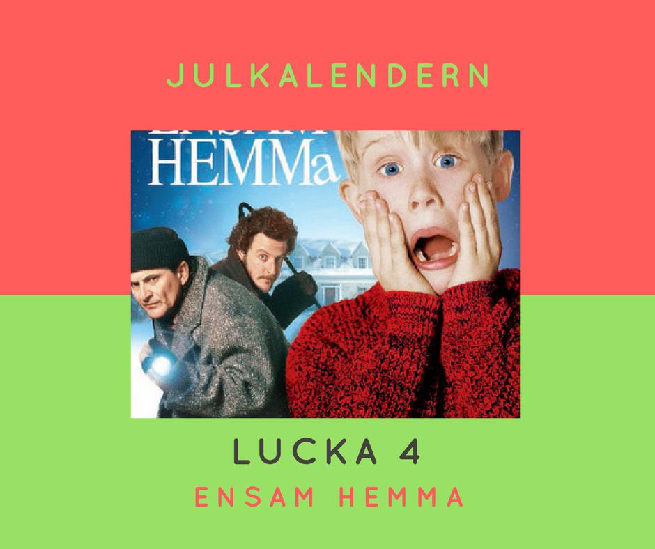 Julkalendern - Lucka 4