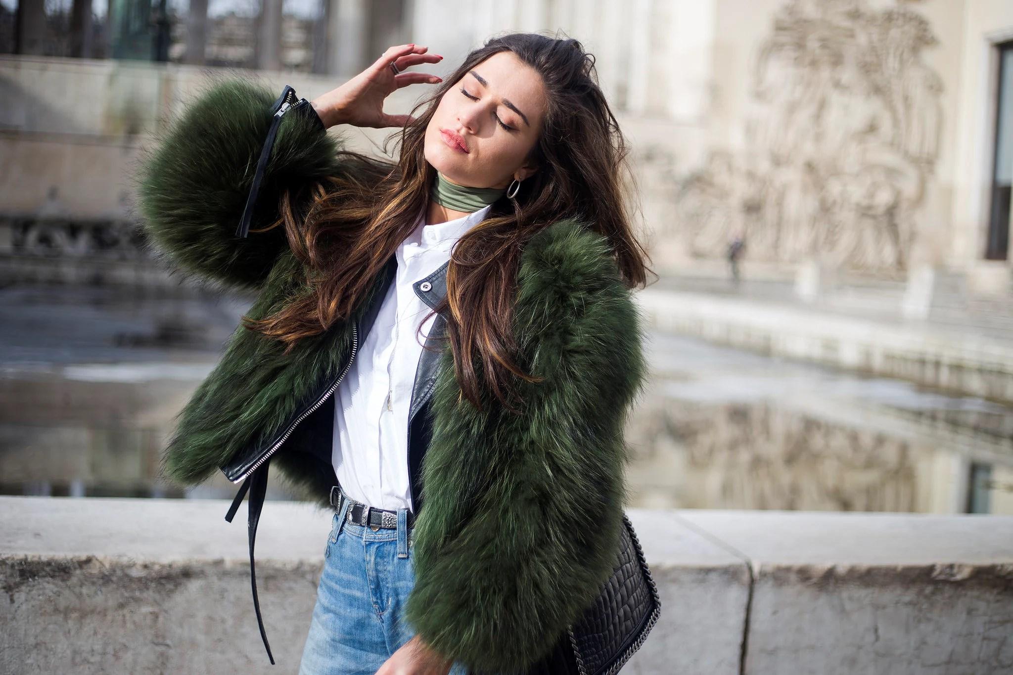 green fur paris 7