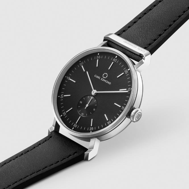 Det nya klockmärket Carl Edmond
