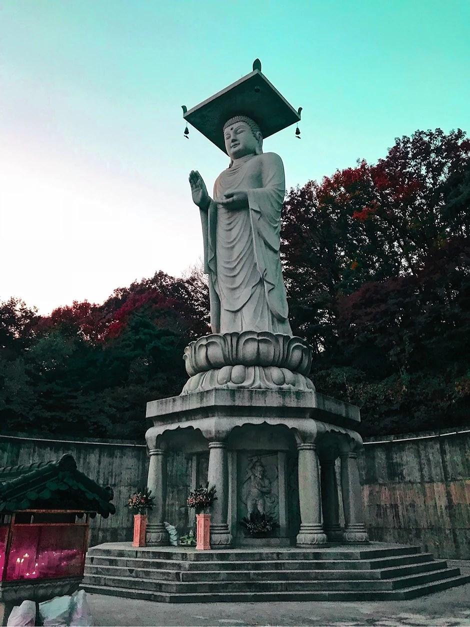 Bongeunsa Temple Gangnam District