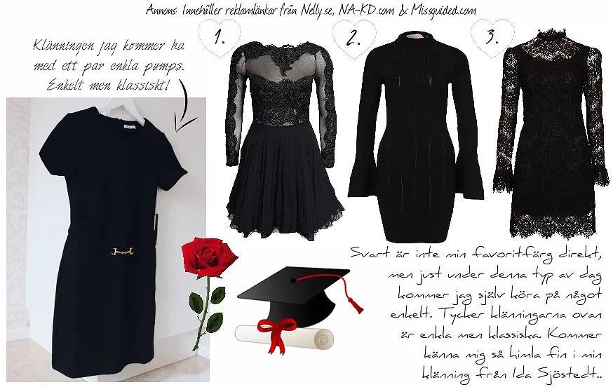 Outfits till examenfirande