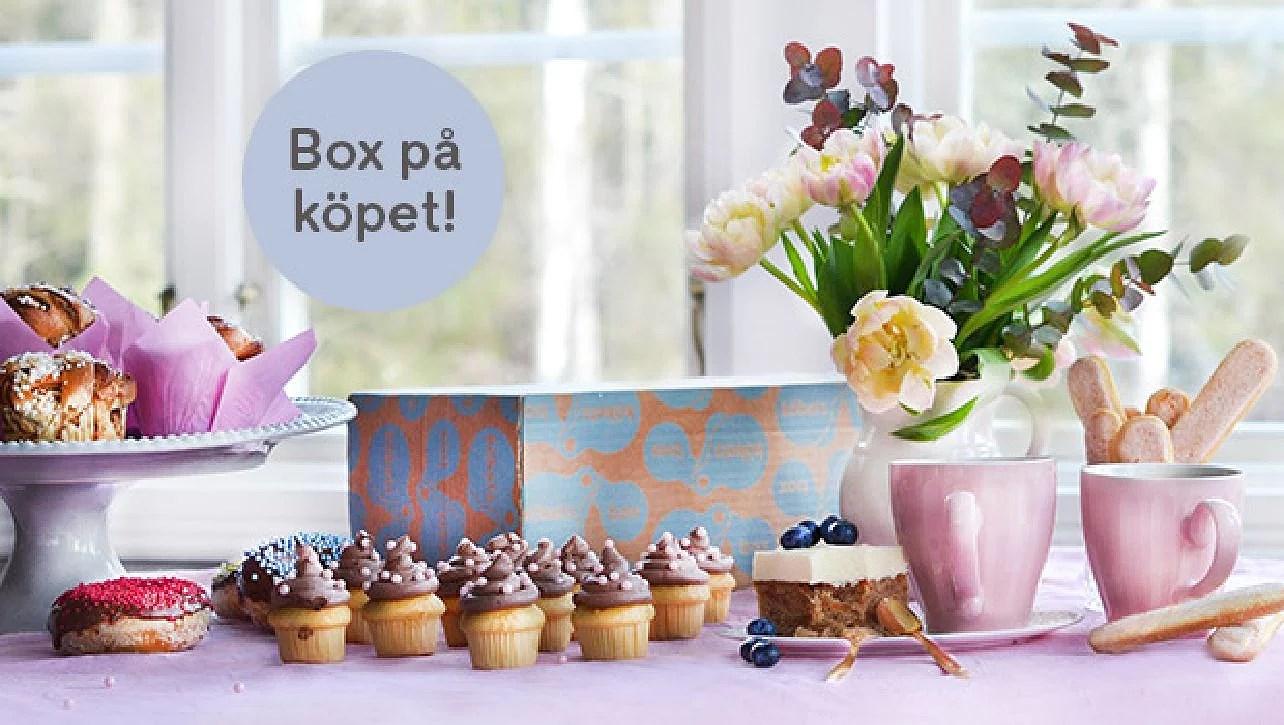 Kökets Box beställ en och få en gratis