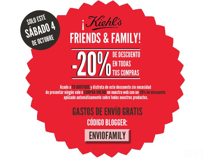KIEHL'S Friends&Family