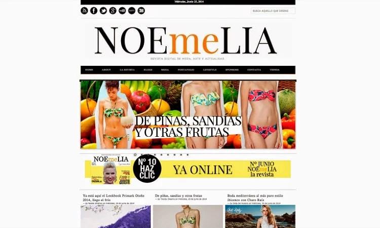 Colaboración con Noemelia