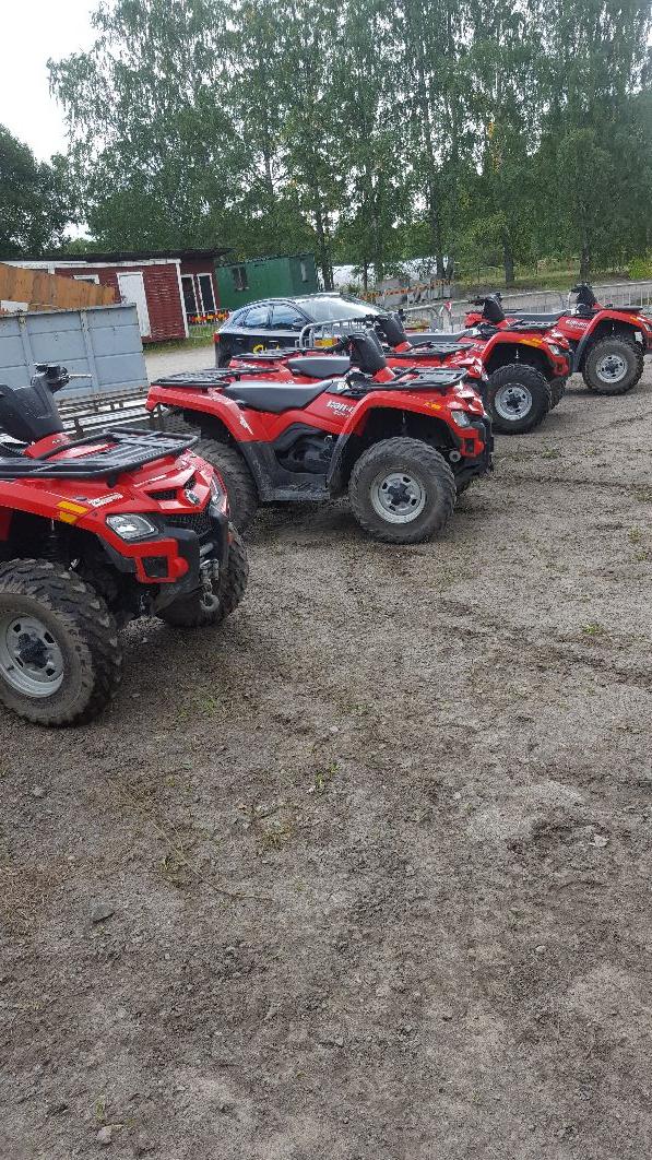 Fyrhjuling x1000