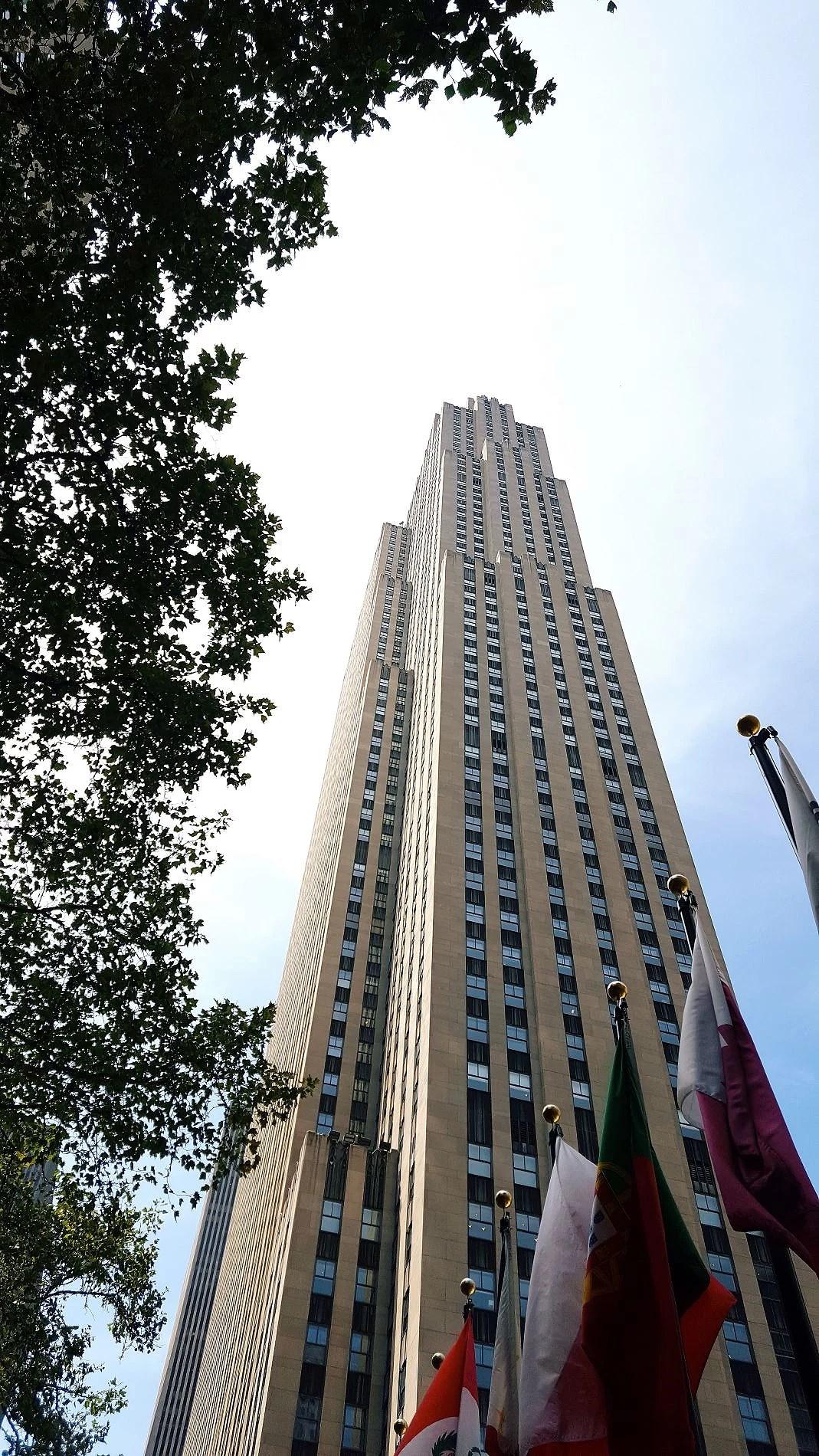 Upper and Lower Manhattan