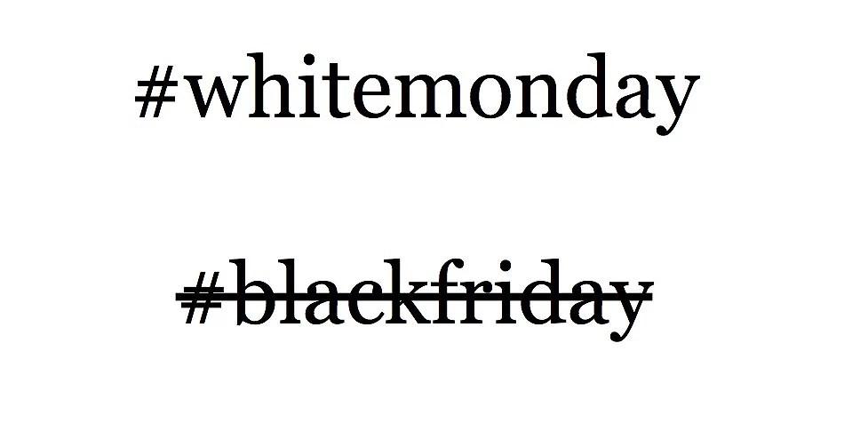 #whitemonday