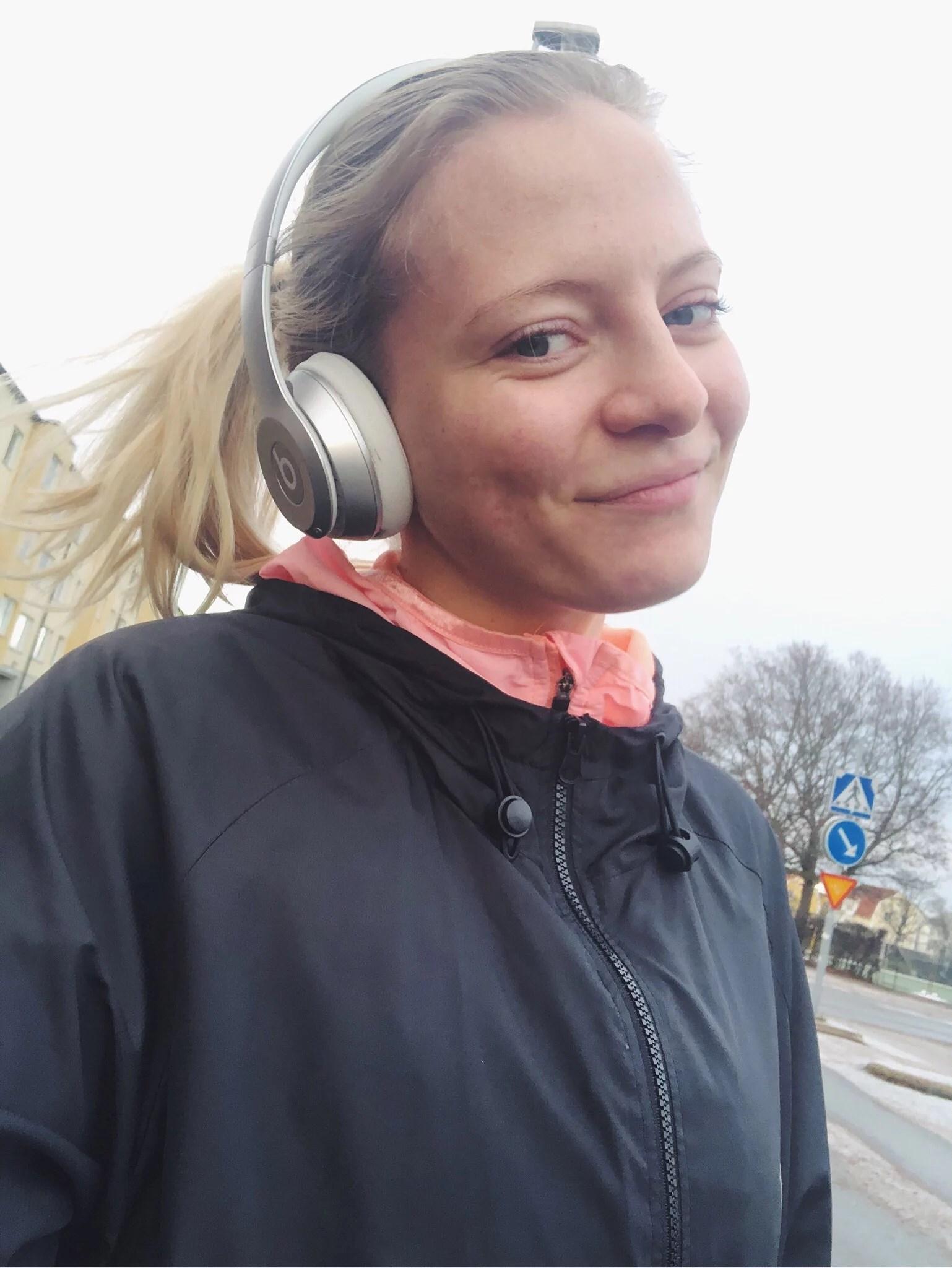 Myskväll, Joggingtur, Tjejsnack och Fullerö