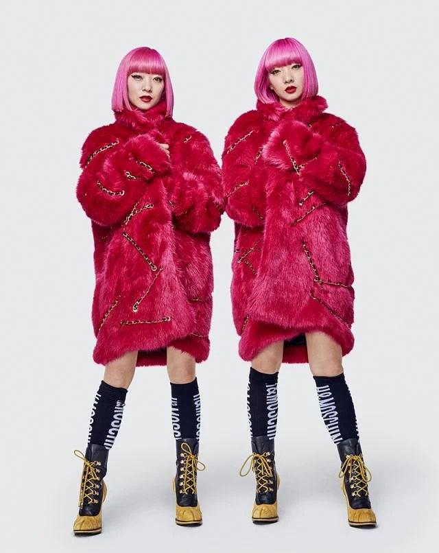 Ficha los imprescindibles de la colección de Moschino para H&M