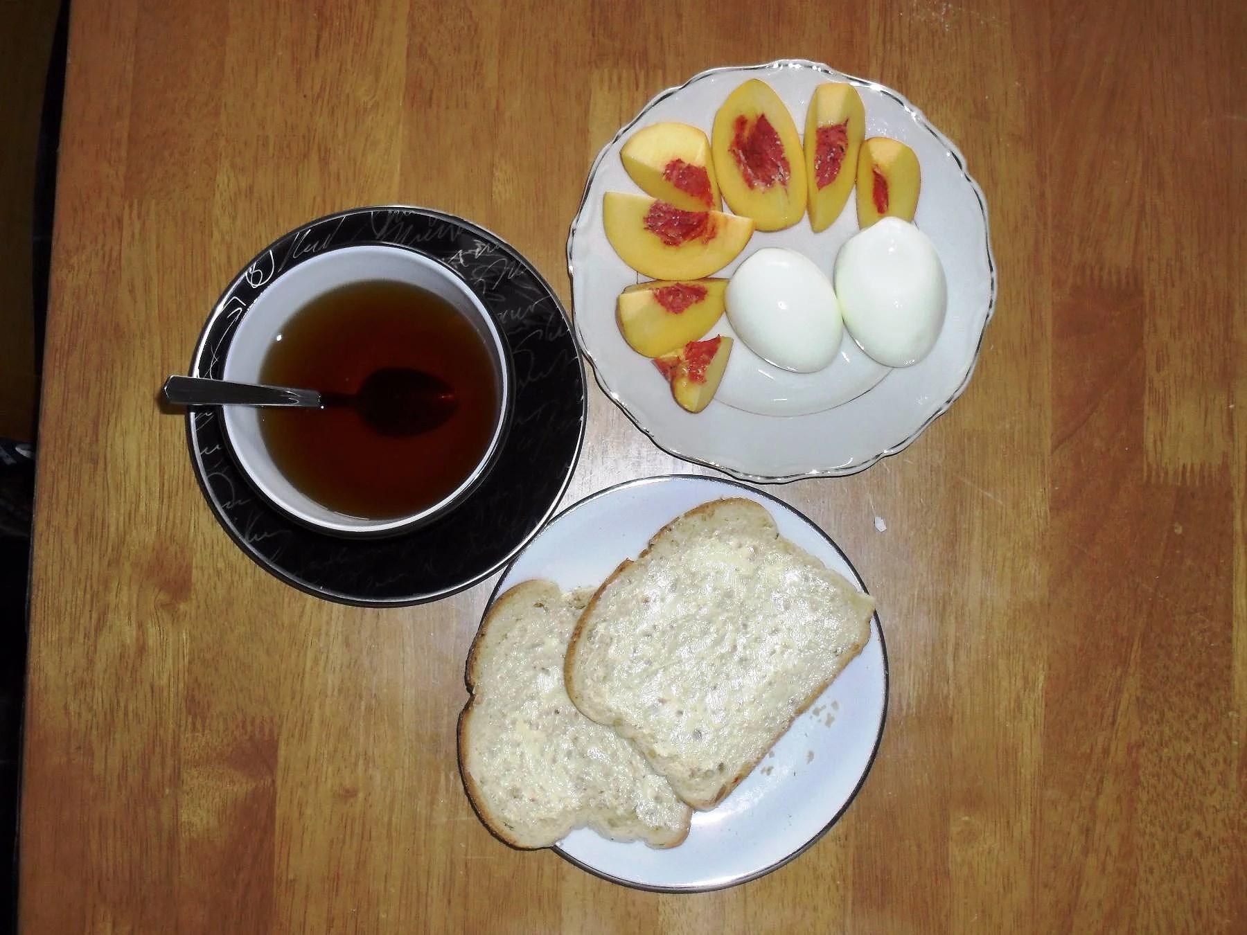 9 o'clock breakfast