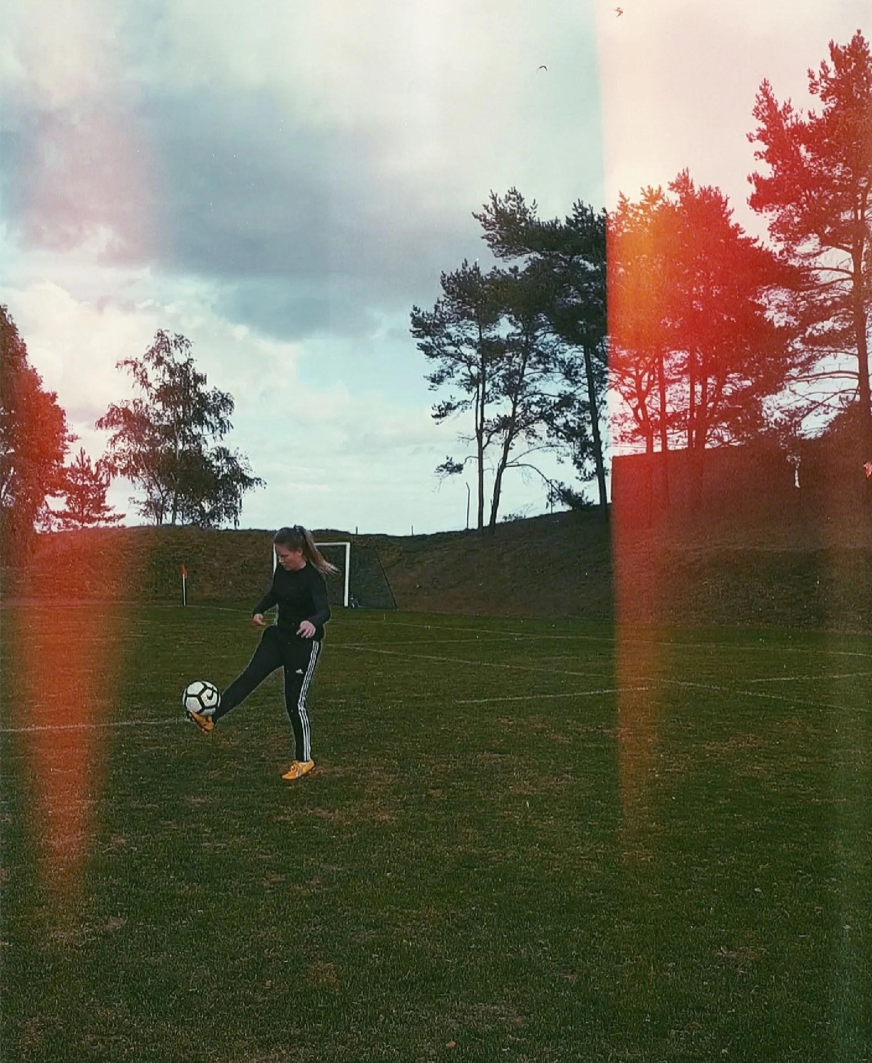 fotbollseftermiddag