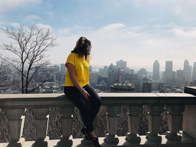 Andra dagen i Montreal