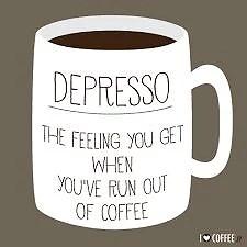 Kaffe= Nej tack!
