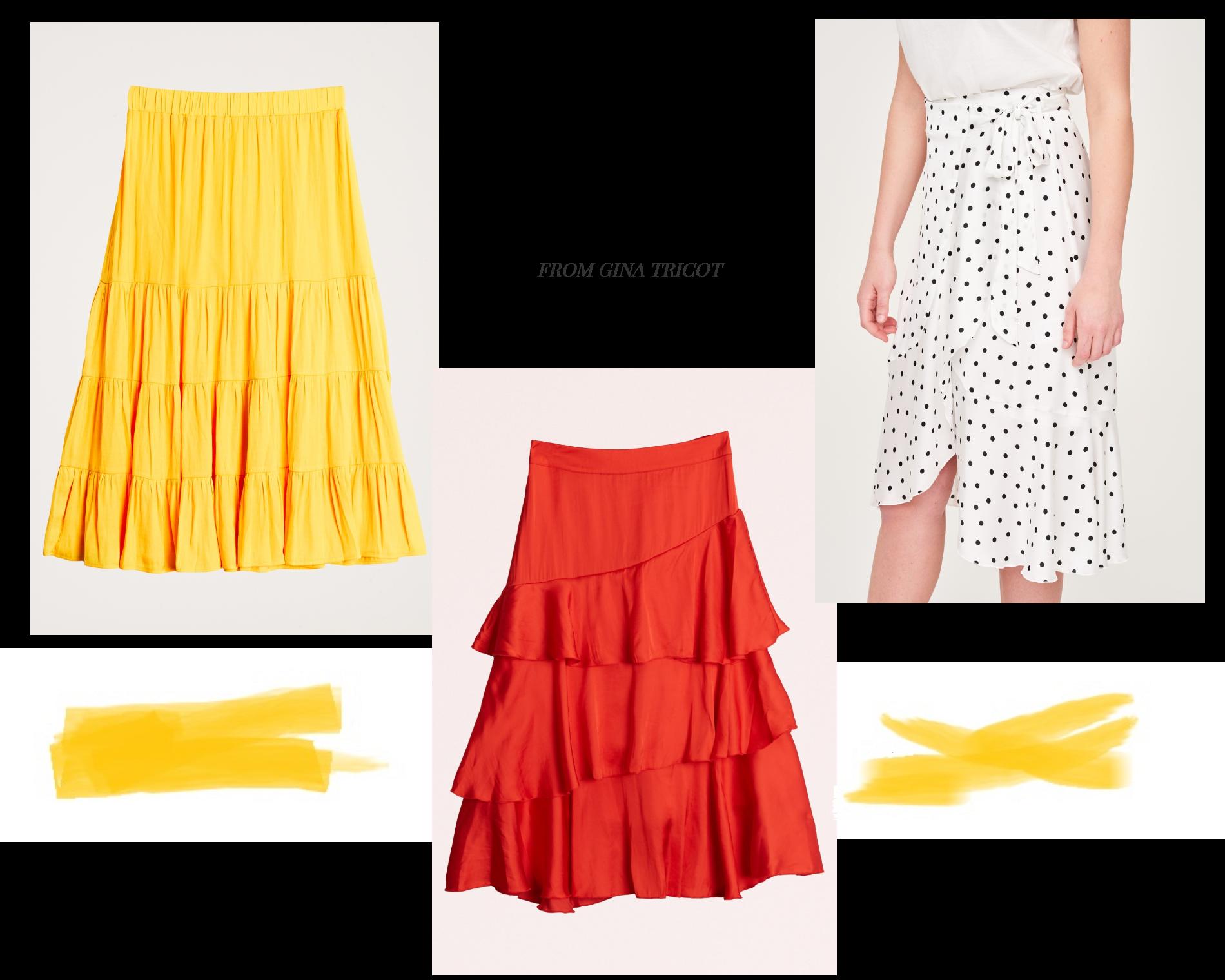 SummerDay - Skirts