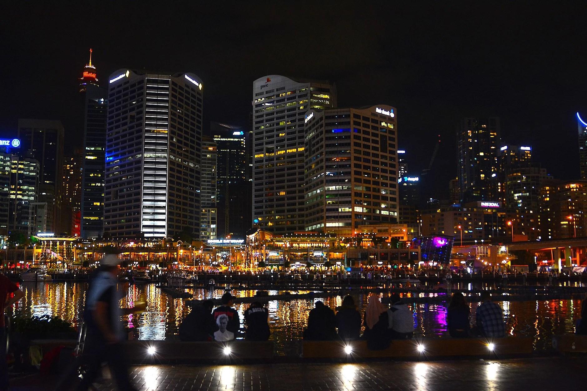 Tillbaka i Sydney