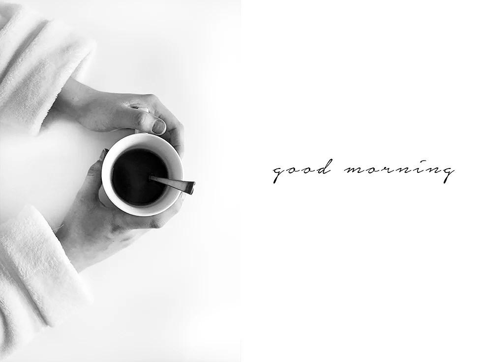 Good Mornin'
