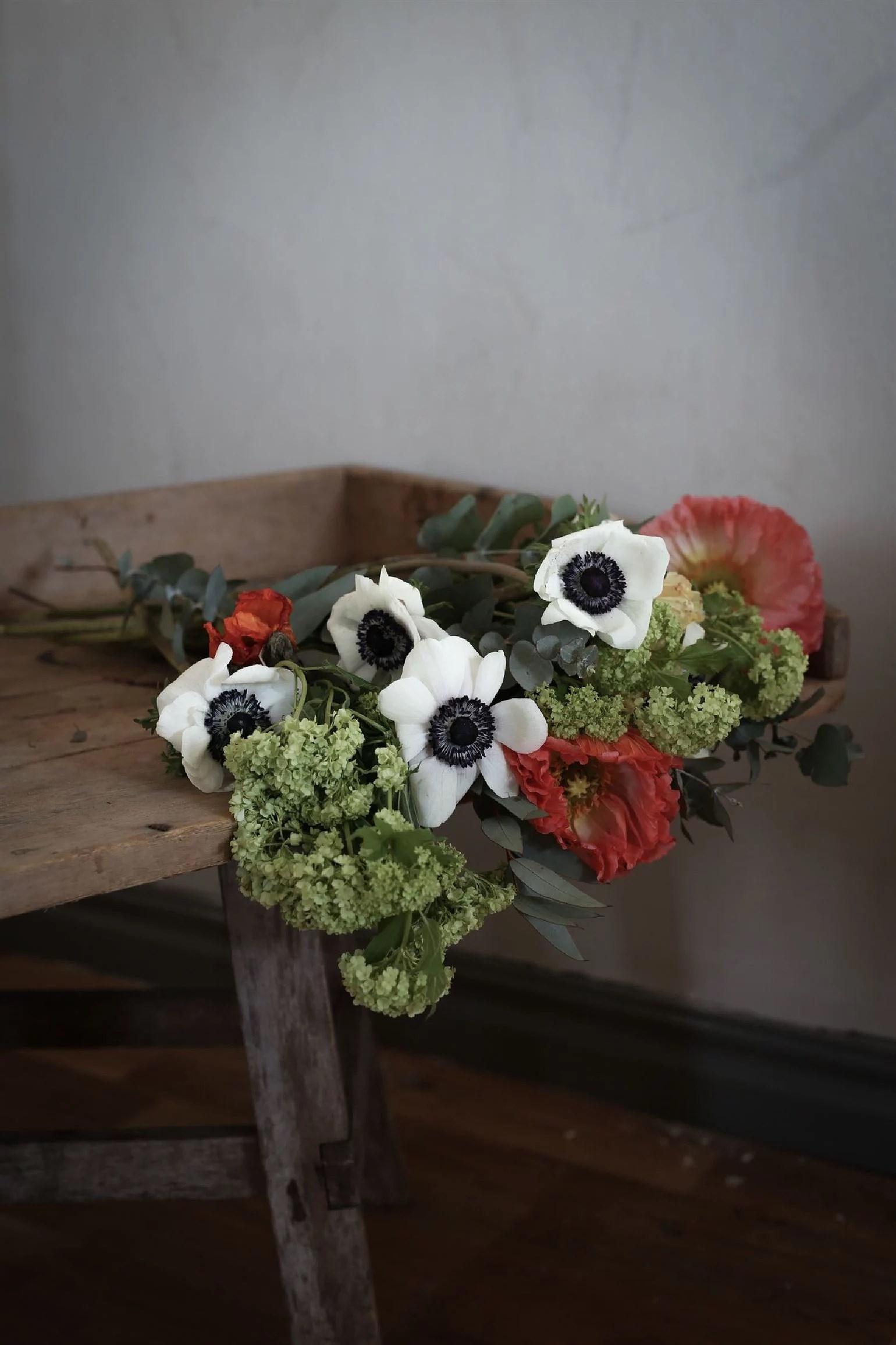 Blommor!