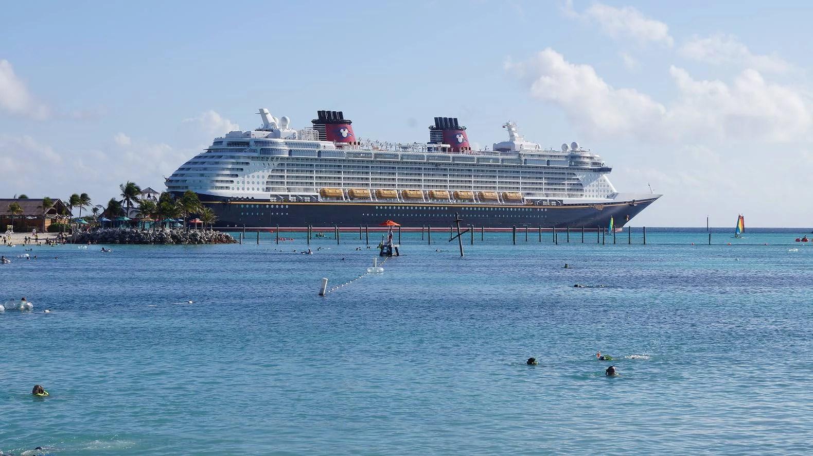 Snart släpps Disney kryssningarna för sommaren 2019