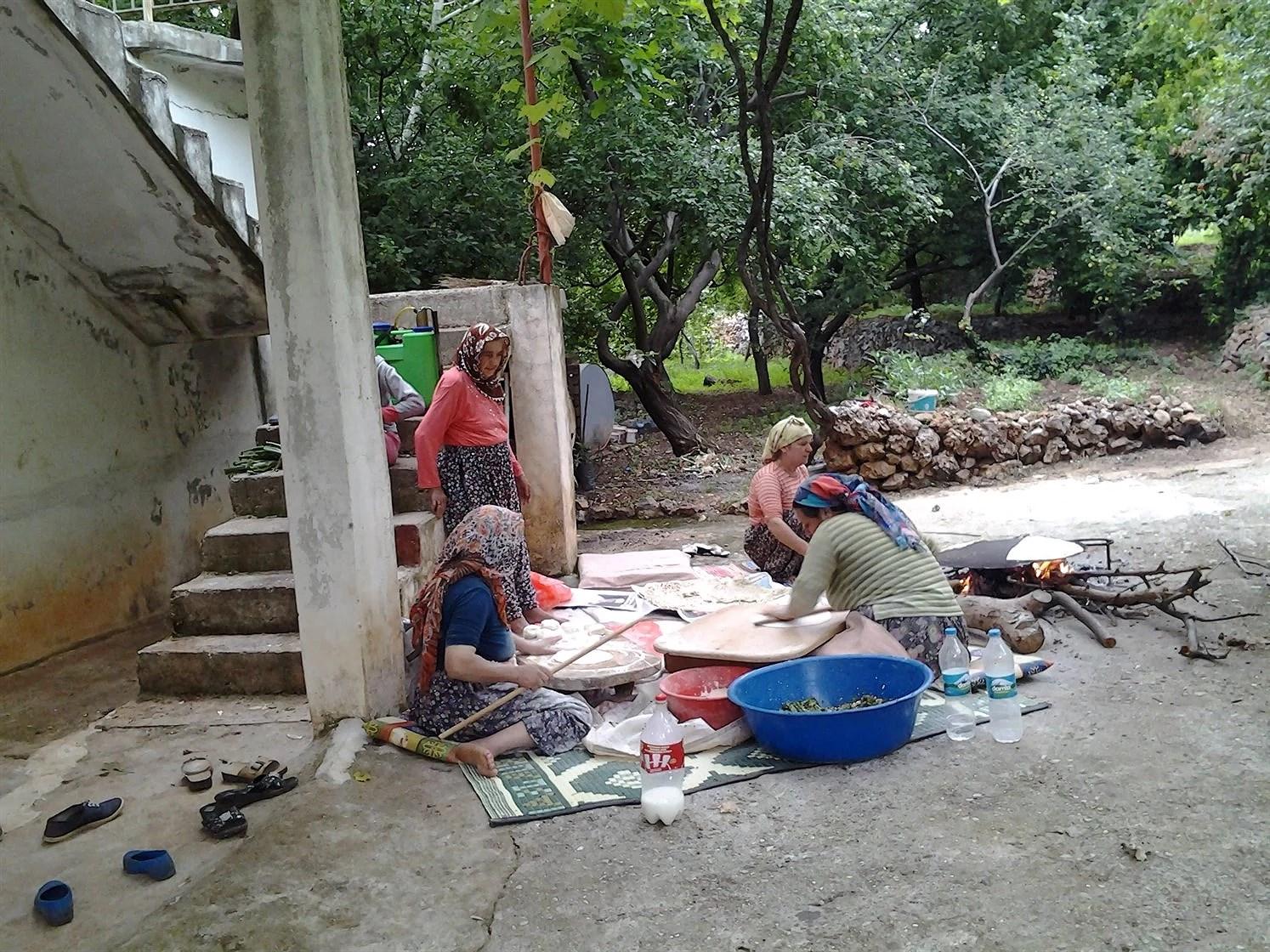 Köyde
