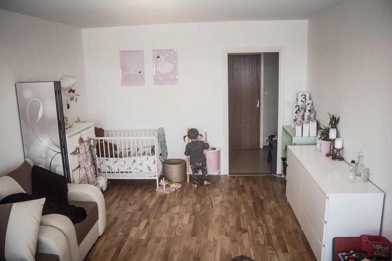 Ett rum blir två!