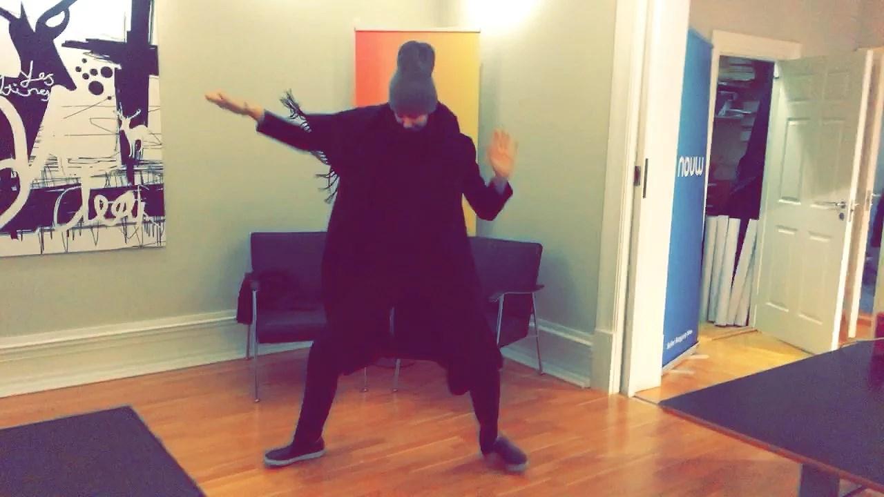 Min första Nouw-video