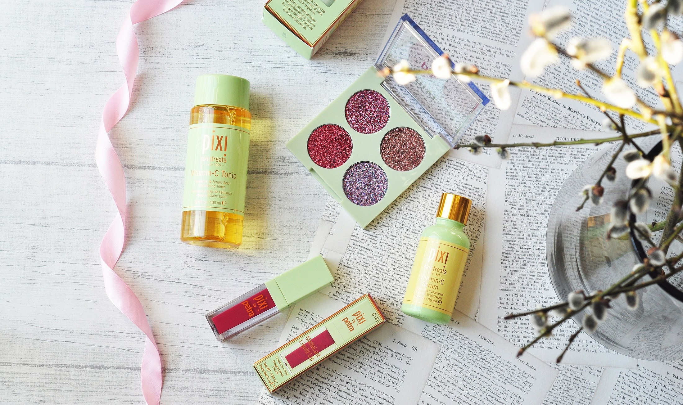 PIXI BEAUTY NEWS