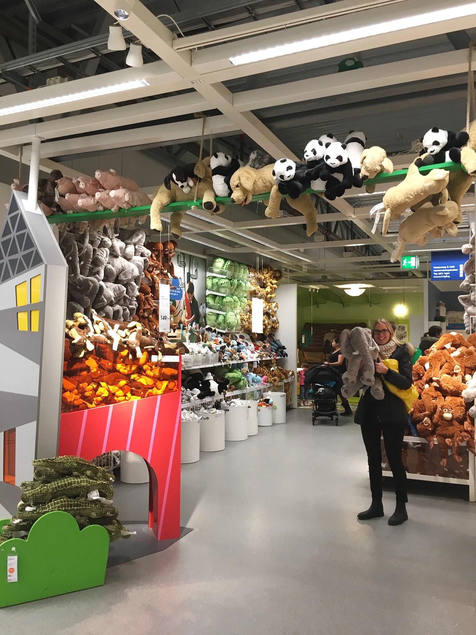 Ikea och matkoma