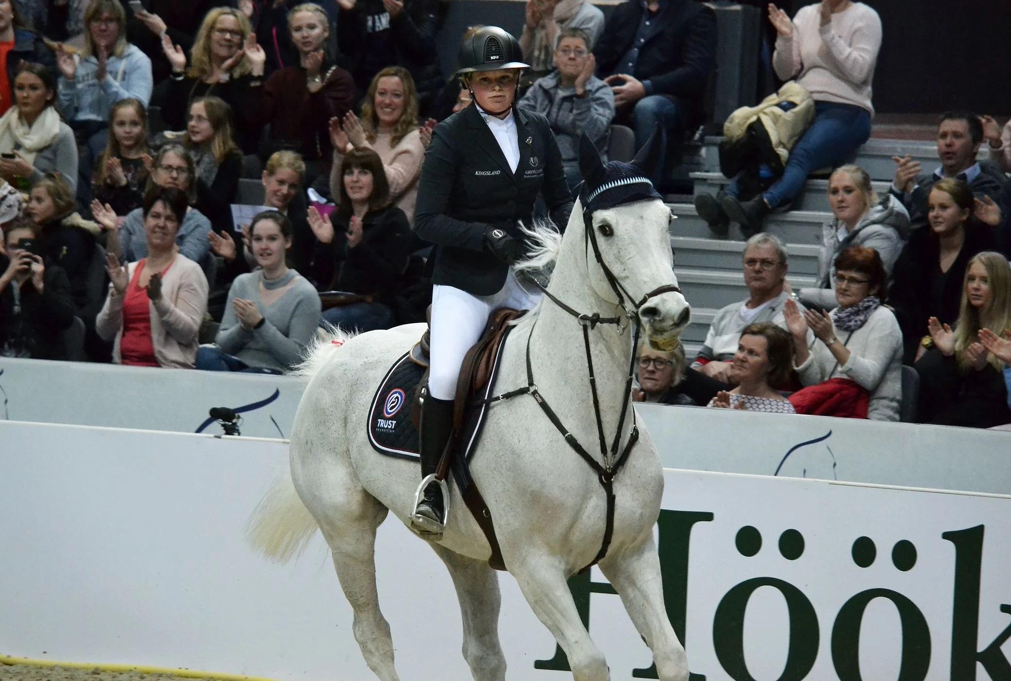 GÖTEBORG HORSE SHOW 2018