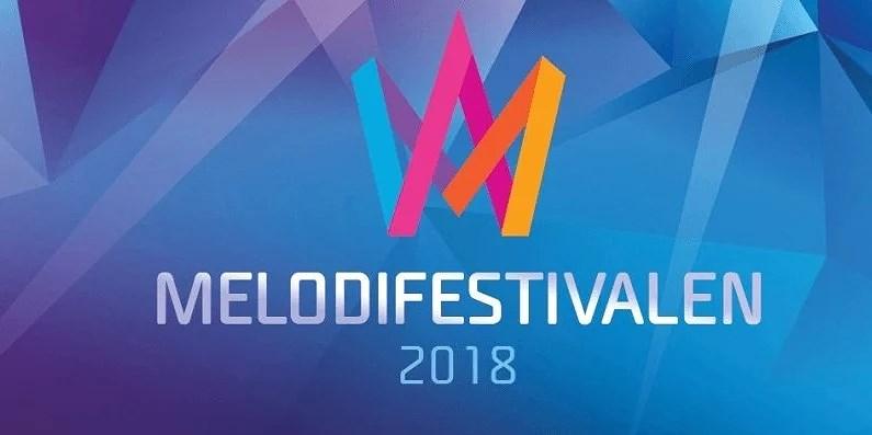 Bästa låtarna i Melodifestivalen 2018