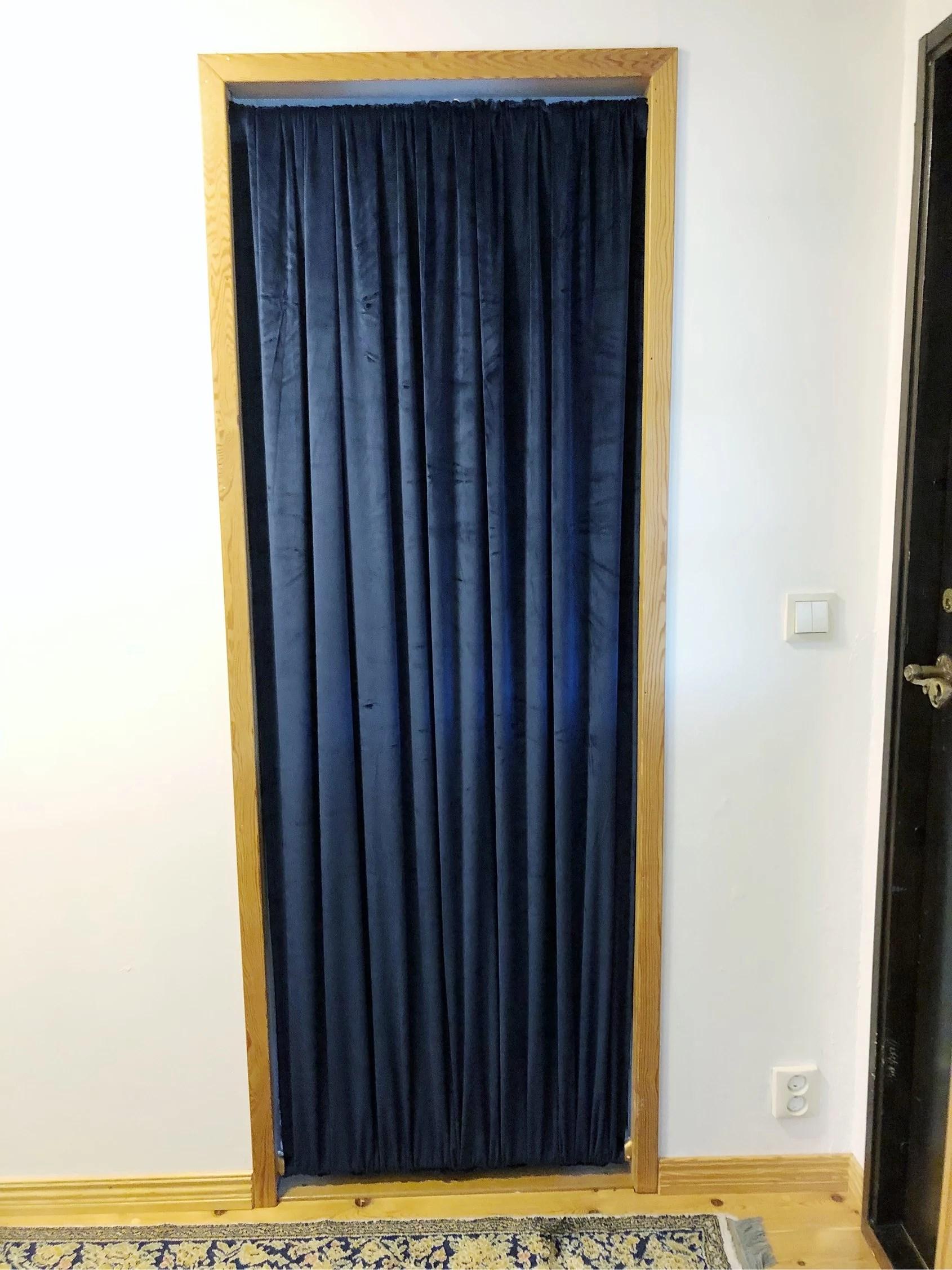 Satt igen en dörr!