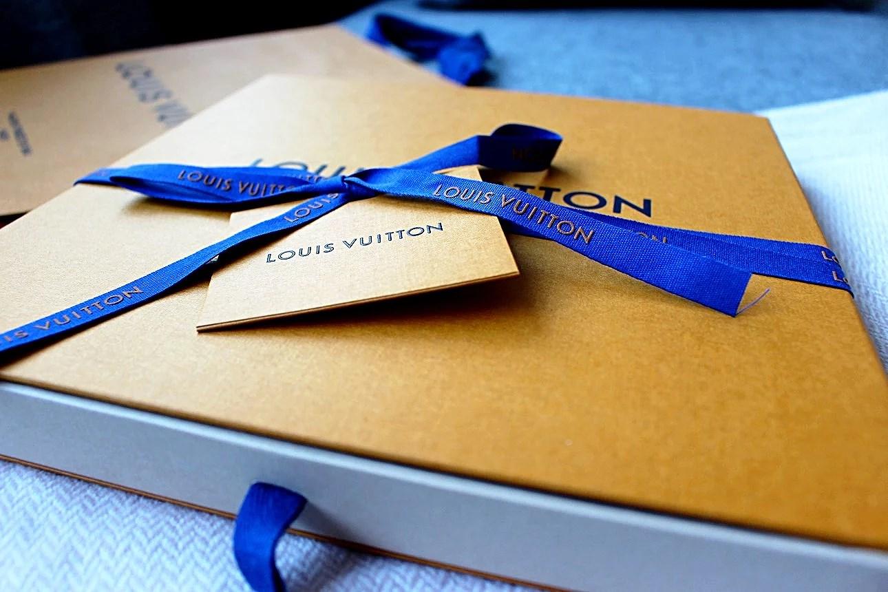 Vad köpte jag på Louis Vuitton?