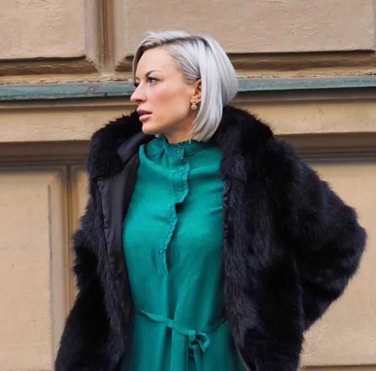 "Grönt är mitt ""nya svarta"""