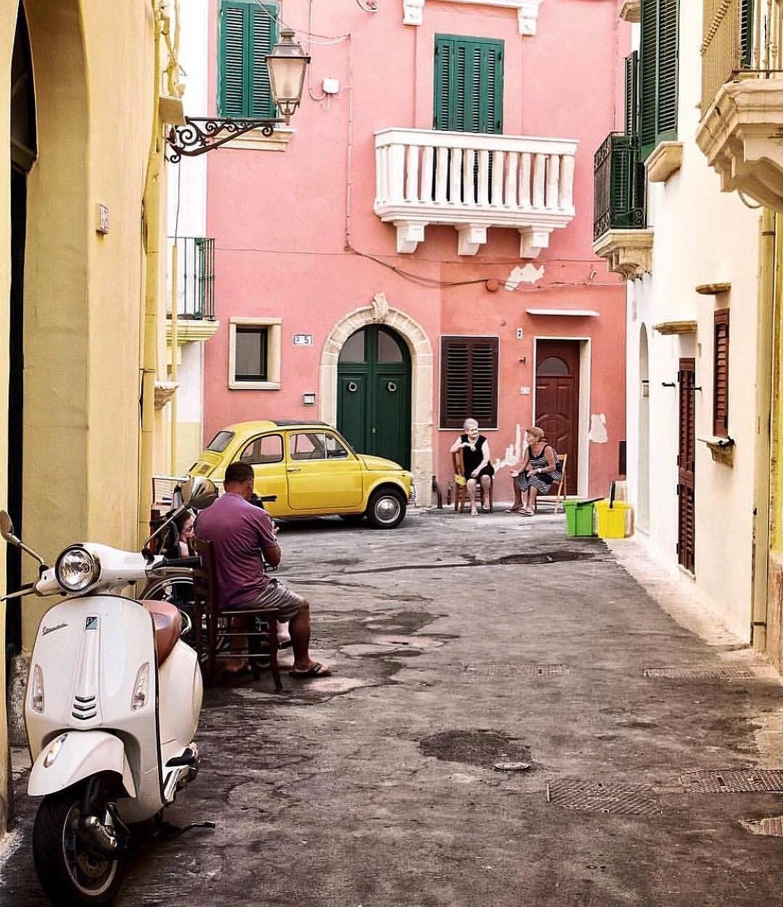 Hyra hus i Italien