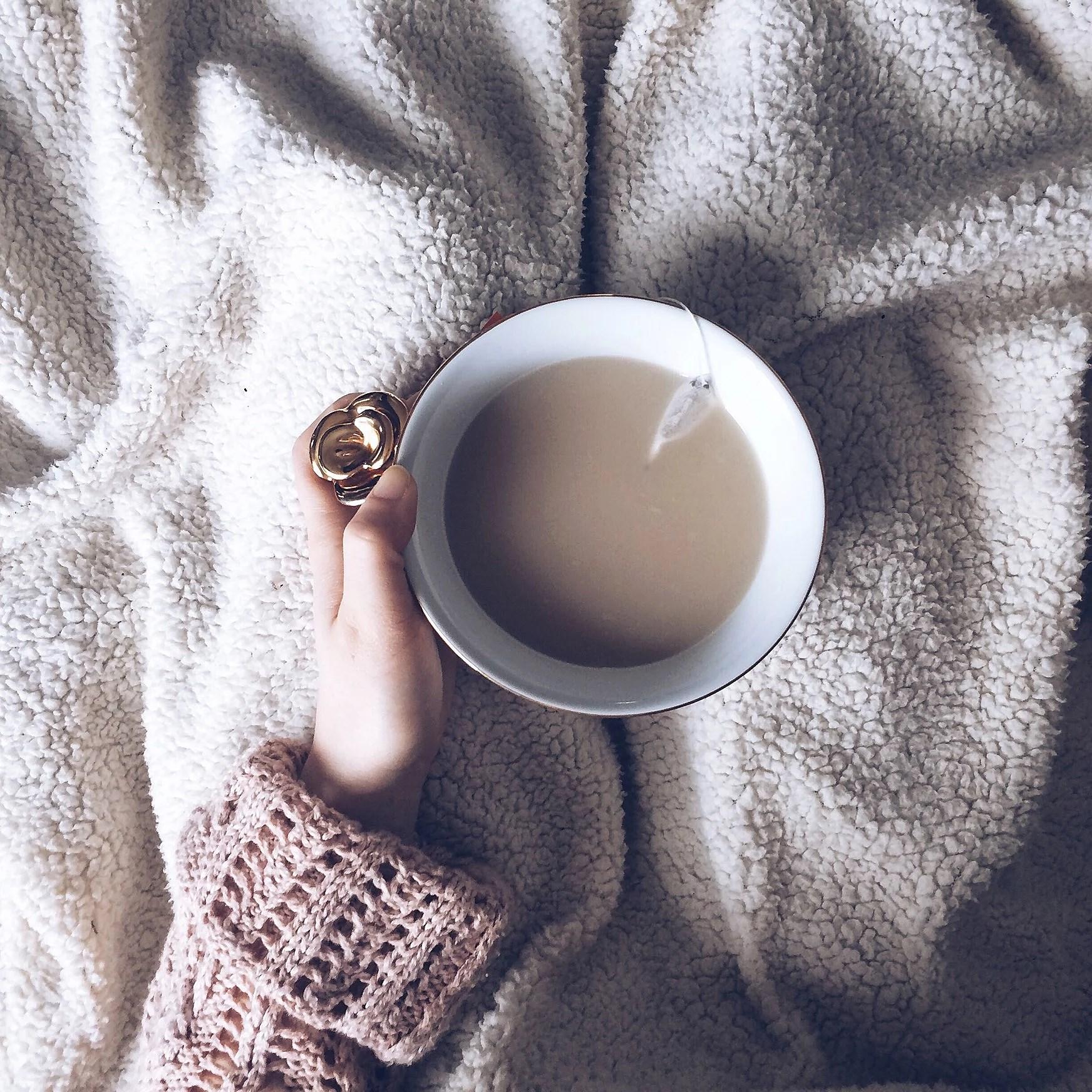 milky tea
