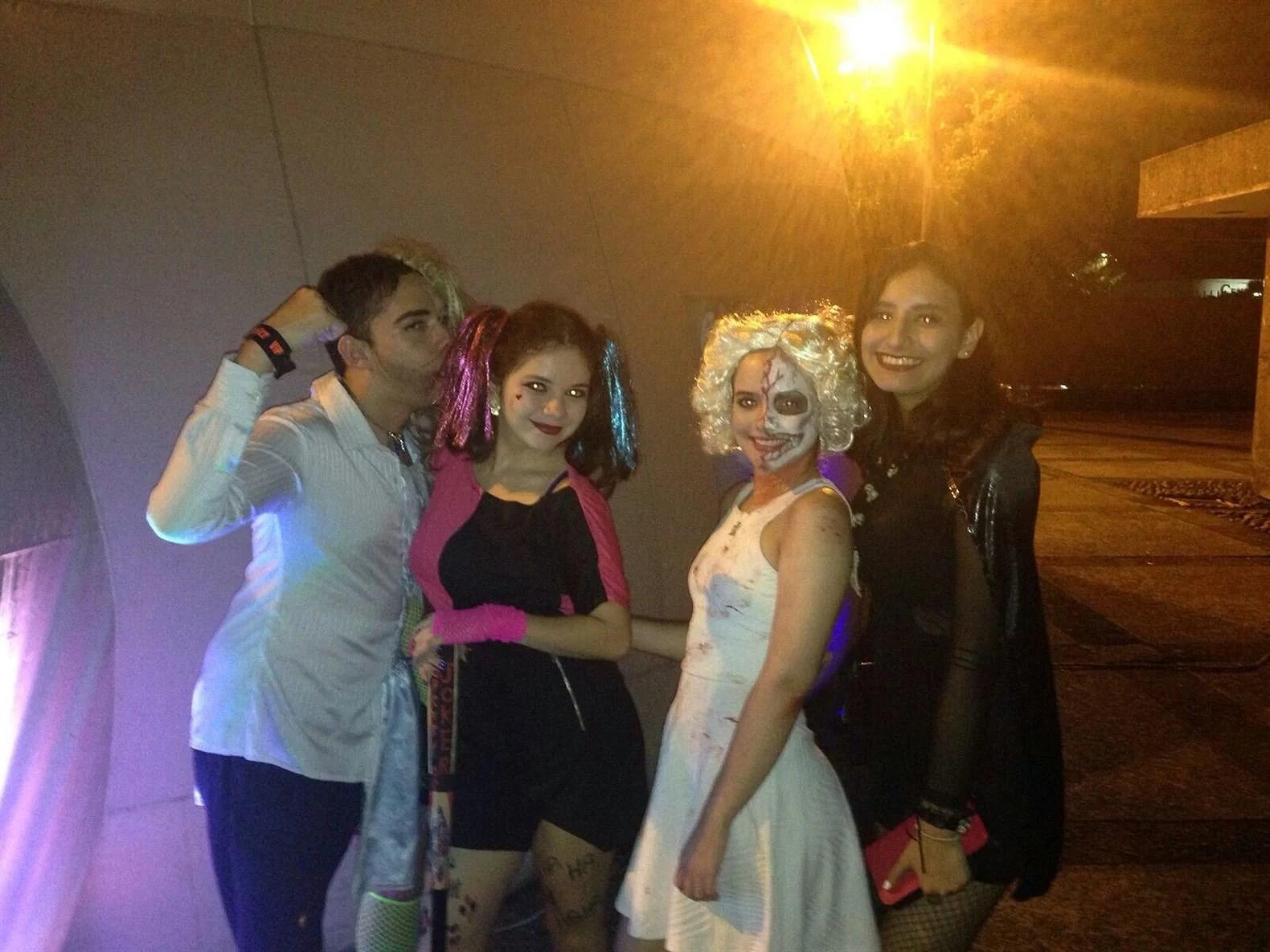 Last Night Costumes