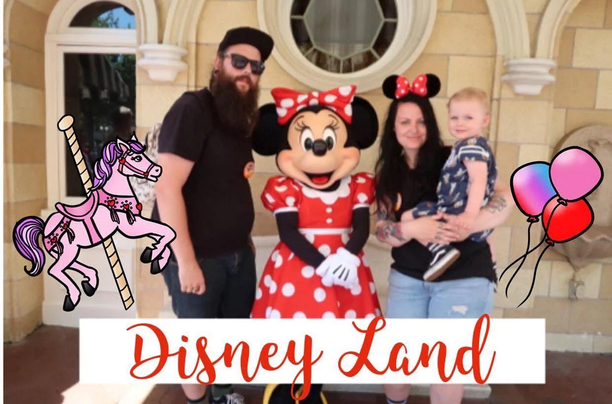 VLOGG! Besöker Disney Land California