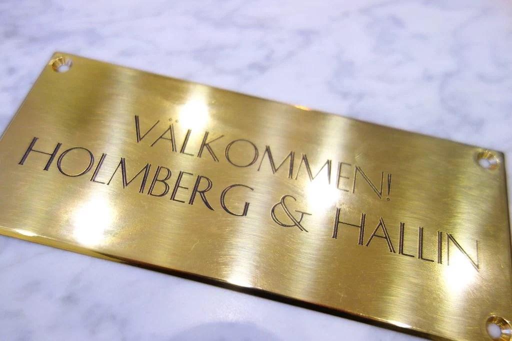 Välkommen till Holmberg & Hallin