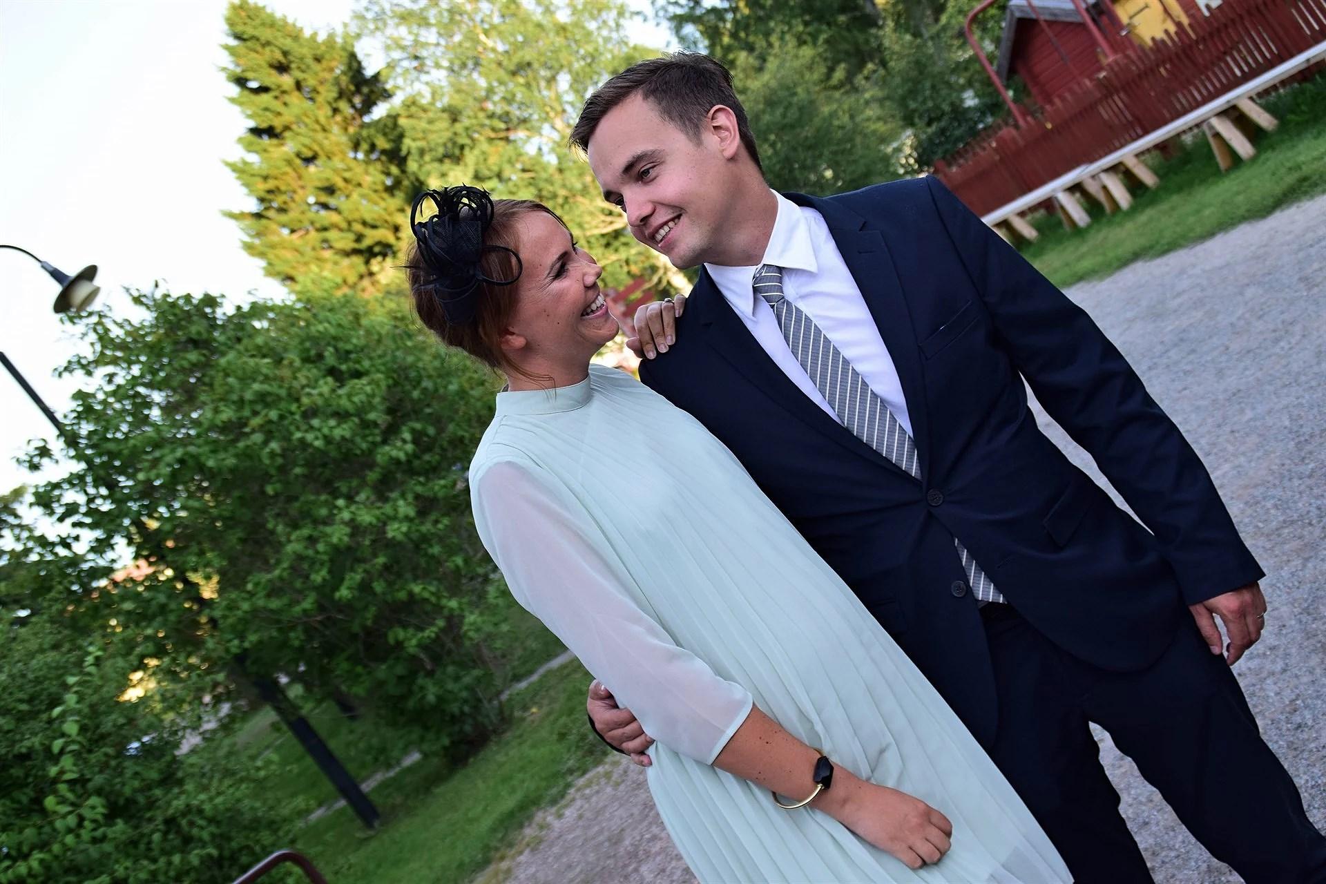 Sista bröllopet för sommaren