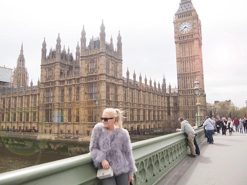 Mitt London.