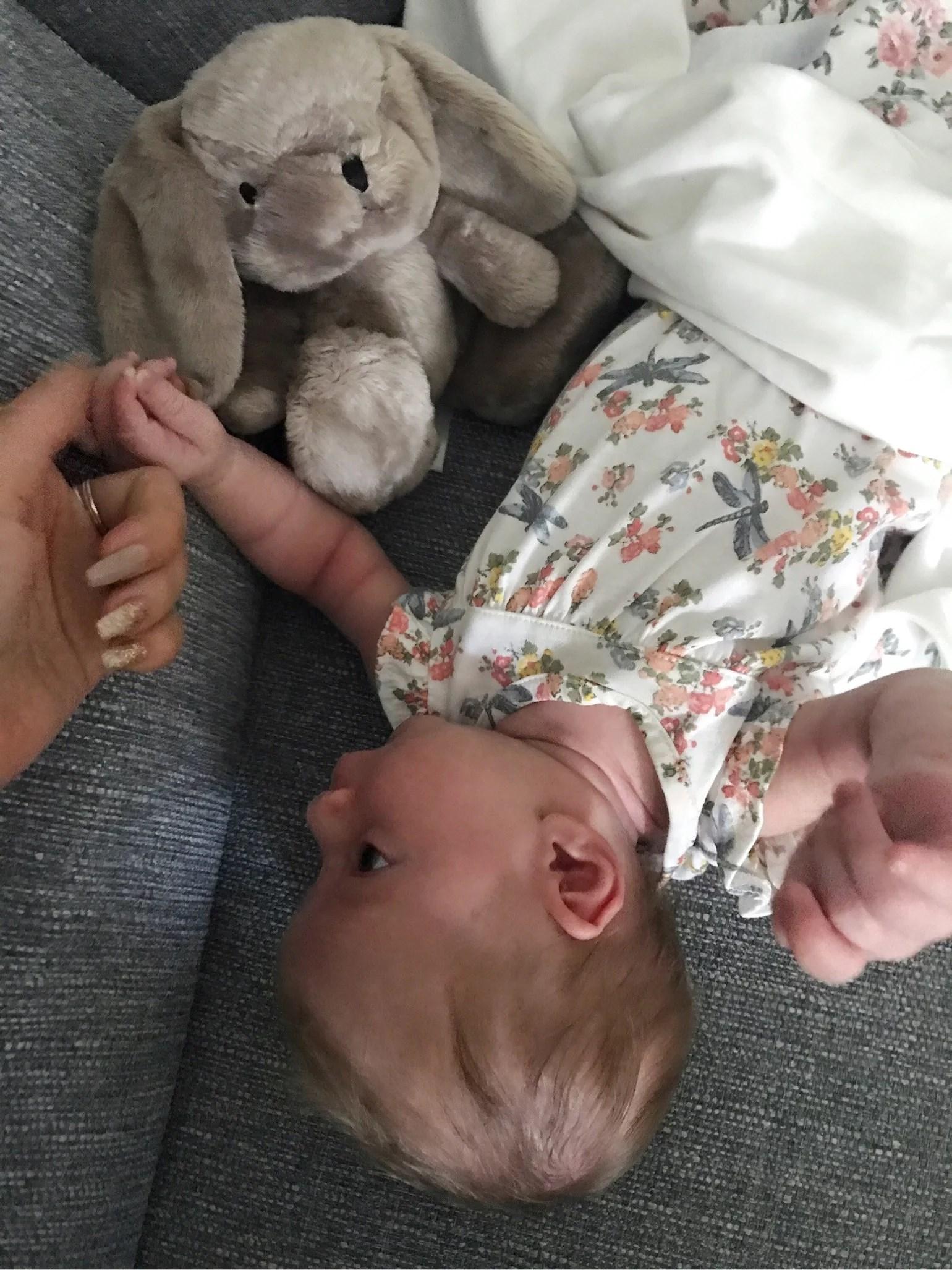 Lek och bebismys