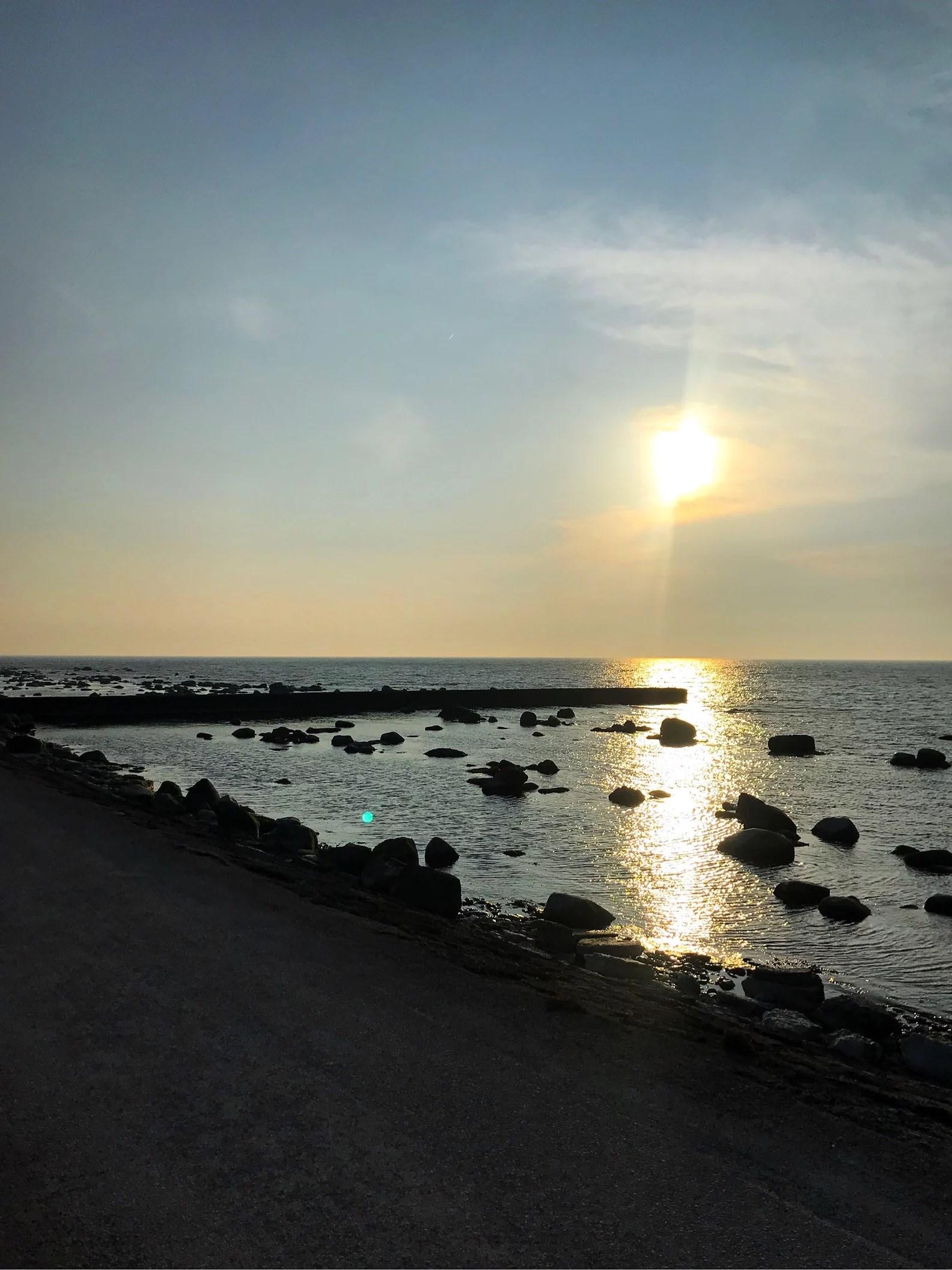 Lämnar Gotland