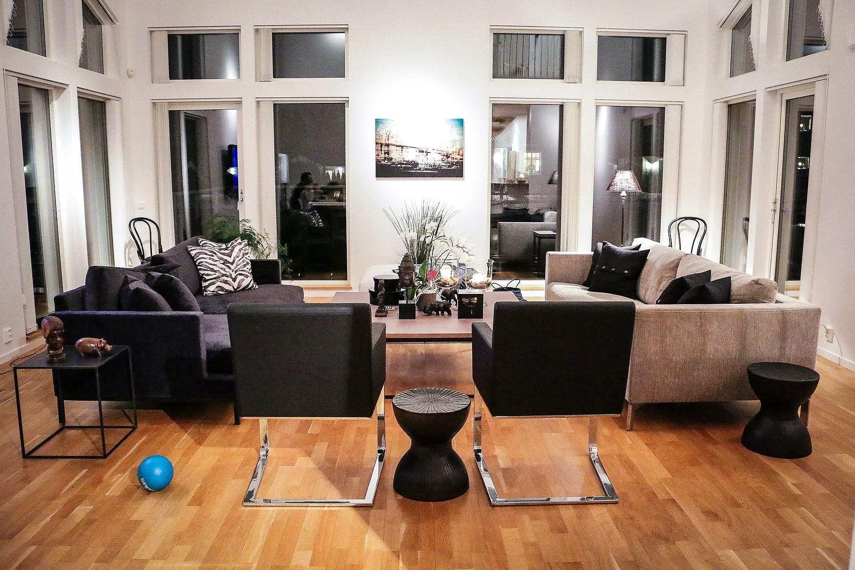 Nytt hem